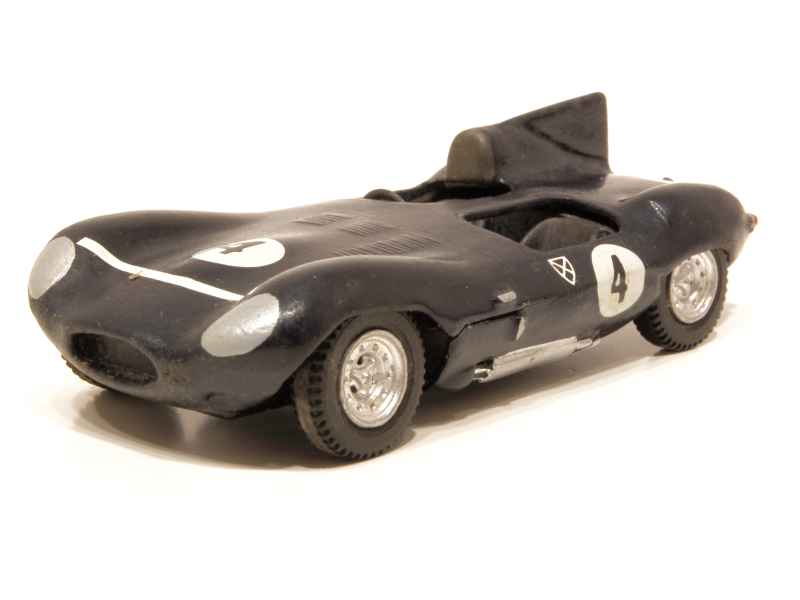 jaguar type d le mans 1956 divers 1 43 autos miniatures tacot. Black Bedroom Furniture Sets. Home Design Ideas