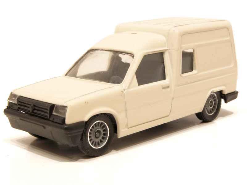 renault express vitr solido 1 43 autos miniatures tacot. Black Bedroom Furniture Sets. Home Design Ideas