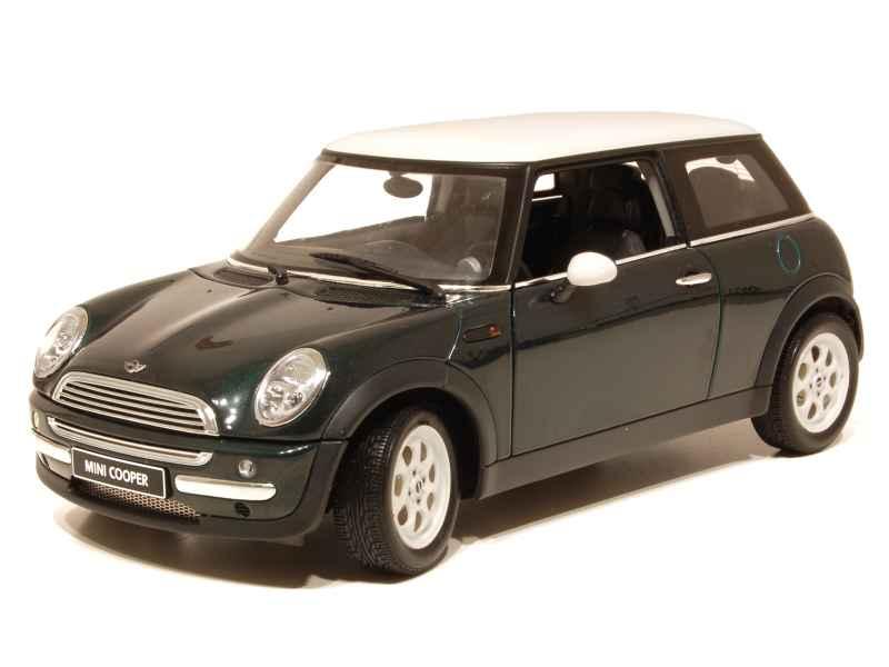 mini cooper 2001 autoart 1 18 autos miniatures tacot. Black Bedroom Furniture Sets. Home Design Ideas
