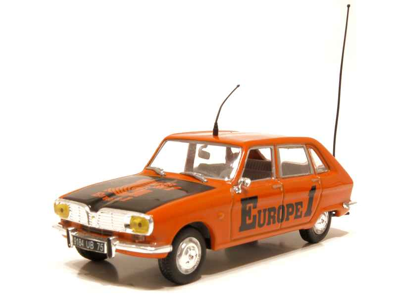 renault r16 tour de france 1969 norev 1 43 autos miniatures tacot. Black Bedroom Furniture Sets. Home Design Ideas