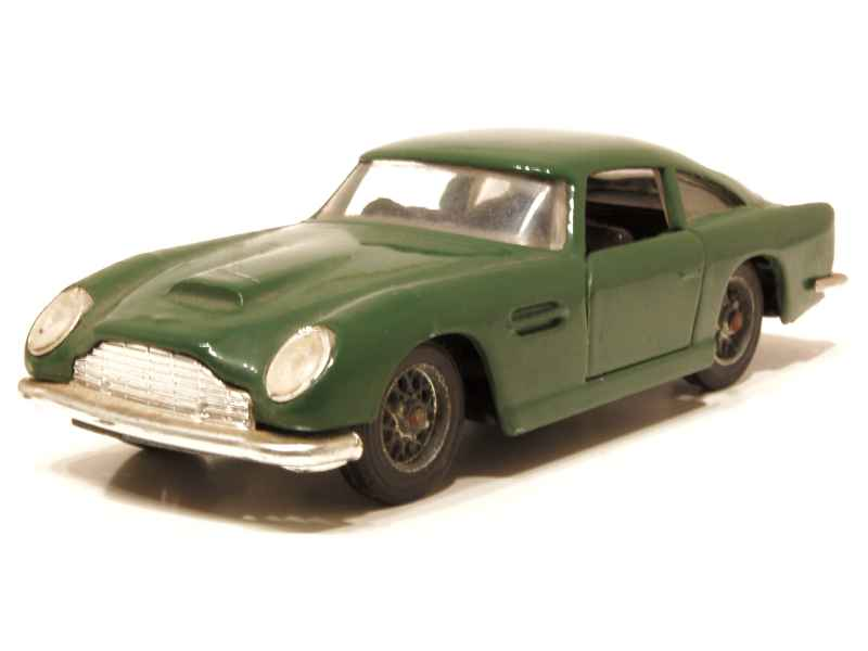 aston martin db5 coup 1963 verem 1 43 autos miniatures tacot. Black Bedroom Furniture Sets. Home Design Ideas