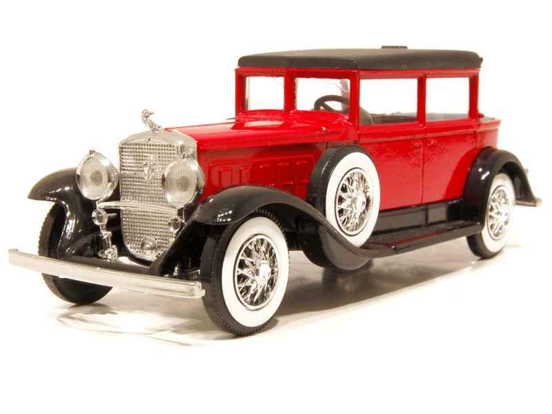 Cadillac - V16 452a 1931 - Solido - 1  43