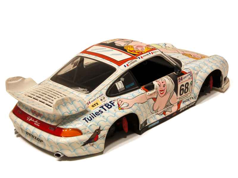 porsche 911 993 gt2 le mans 1998 ut models 1 18 autos miniatures tacot. Black Bedroom Furniture Sets. Home Design Ideas