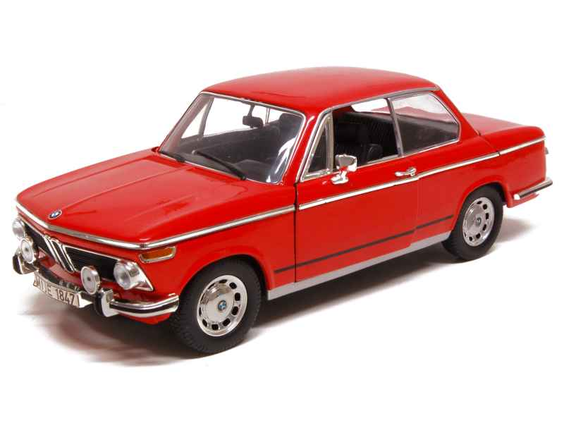 bmw 2002 tii e10 anson 1 18 autos miniatures tacot. Black Bedroom Furniture Sets. Home Design Ideas