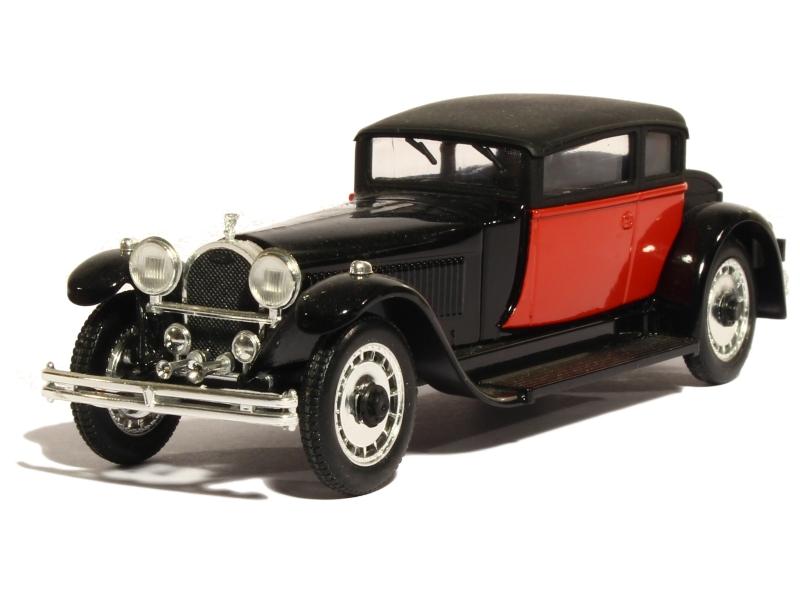 bugatti type 41 royale weymann 1928 rio 1 43 autos miniatures tacot. Black Bedroom Furniture Sets. Home Design Ideas