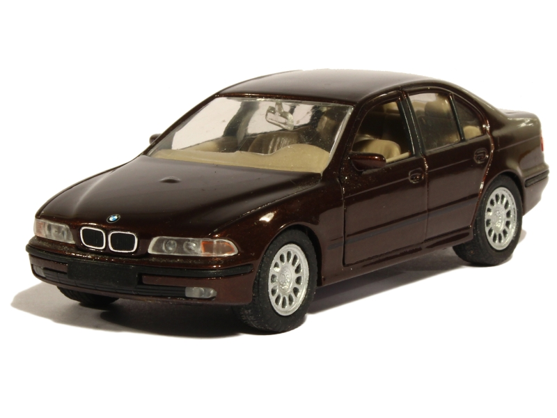 BMW - 528i/ E39 1996 - Schuco - 1/43 - Autos Miniatures Tacot Bmw Occasions