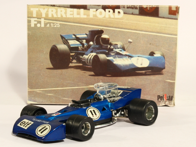 Coll 15744 Tyrrell Ford F1