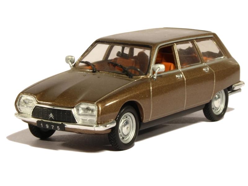 citro n gs break special 1975 x press at 1 43 autos miniatures tacot. Black Bedroom Furniture Sets. Home Design Ideas