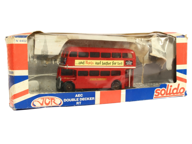 Coll 15803 AEC Double Deck RT