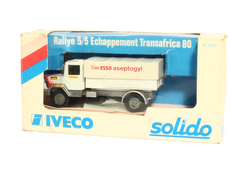 Coll 15807 Iveco Type 190 4X4 Transafrica 1980