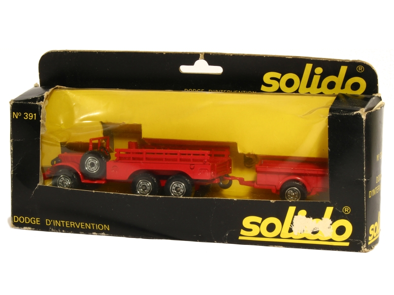 Coll 15851 Dodge WC 63 6X6 Pompiers